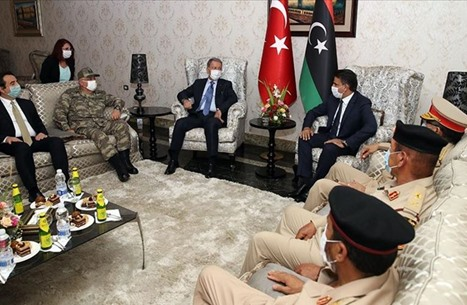 أكار من طرابلس: سنفعل كل ما يلزم من أجل أشقائنا الليبيين