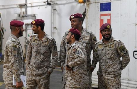 تقرير يكشف تدريب بريطانيا للجنود السعوديين المقاتلين باليمن
