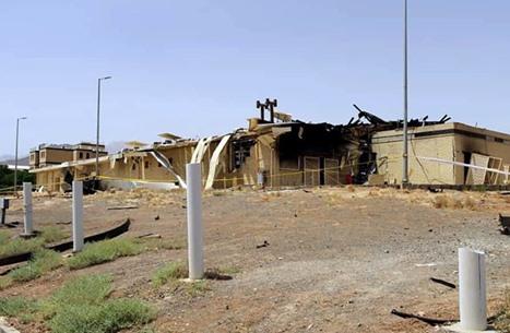 """قناة إسرائيلية: الموساد مسؤول عن تفجير مفاعل """"نطنز"""""""