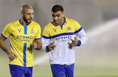 النصر السعودي يعلن عن إصابة لاعبه المغربي بفيروس كورونا