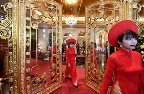 """فيتنام تدشن """"أول"""" فندق مطلي بالذهب.. لتجربة الثراء الفاحش"""