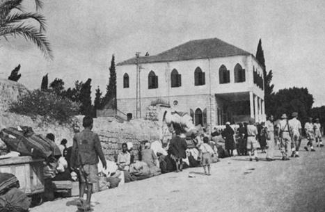250 فلسطينيا قتلهم الصهاينة في مجزرة اللد بدم بارد
