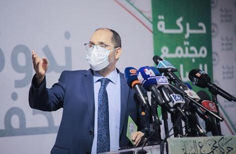 """""""حمس"""" تدعم رفع حظر مشاركة جيش الجزائر بعمليات خارجية"""
