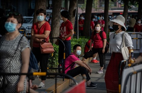 """""""الصحة العالمية"""" تعلّق على انتشار """"الطاعون الدبلي"""" بالصين"""