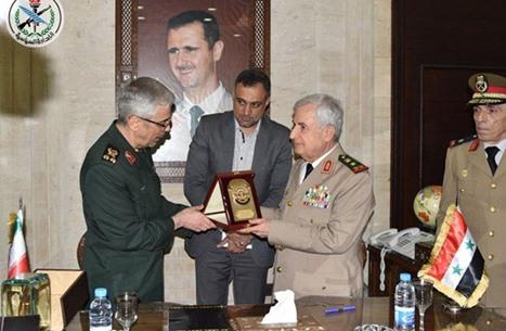 إيران ونظام الأسد يوقعان اتفاقية شاملة للتعاون العسكري