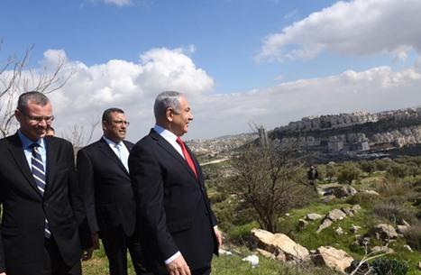 WP: خطط الضم تأجلت لرفض المجتمع الدولي ونصف الإسرائيليين لها