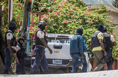 خاطفو المبشرين الأمريكيين في هايتي يطلبون فدية كبيرة