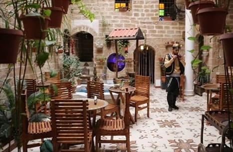 """""""بيت ستي"""".. موقع أثري منذ 4 قرون يحكي تاريخ غزة القديمة"""