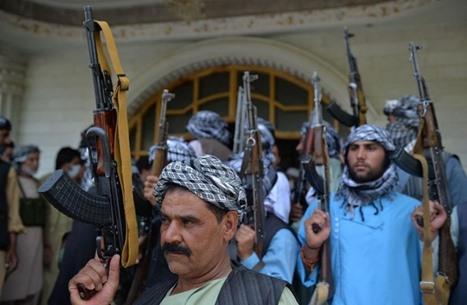 """مخاوف من وقوع وثائق """"حساسة"""" بيد طالبان غرب أفغانستان"""