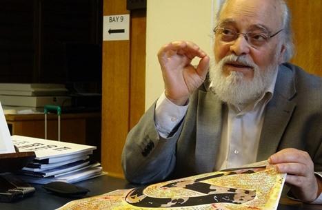 وفاة الفنان الليبي علي عمر إرميص في بريطانيا بكورونا