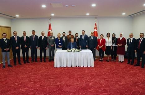 أردوغان: هذا مطلب القبارصة الأتراك الوحيد.. ونسعى لتحقيقه