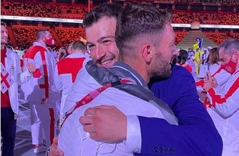 شقيقان سوريان فرقتهما الحرب وجمعهما أولمبياد طوكيو