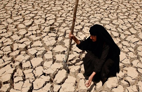 بلومبيرغ: إيران على وشك الإفلاس المائي