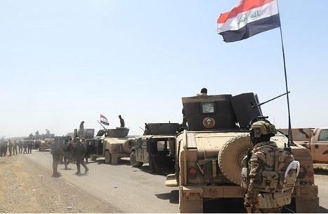 """الجيش العراقي يطلق عملية أمنية ضد عناصر """"داعش"""" في كركوك"""