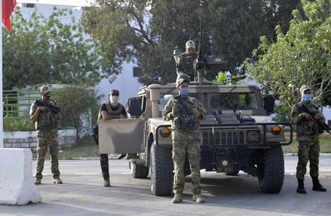 رشيدة طليب تدعو لموقف أمريكي واضح مما يجري بتونس