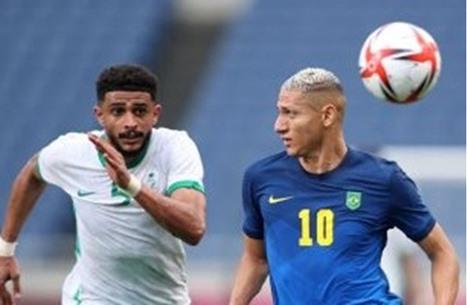 أولمبياد طوكيو.. البرازيل تقسو على السعودية وألمانيا تودع البطولة