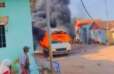 مقتل 4 رياضيين في الصومال بتفجير حافلة فريقهم