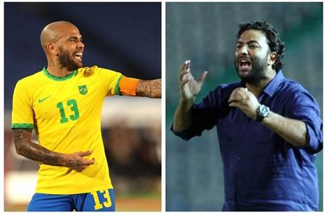 ألفيش غير راض عن أداء البرازيل وميدو ينتقد منتخب مصر