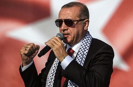 مسؤول أمريكي سابق يتحدث عن دور أردوغان القوي بالمنطقة
