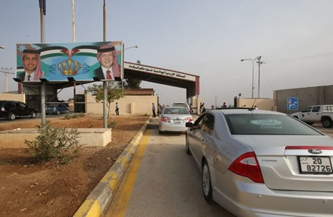"""موافقة سورية وأردنية على فتح معبر """"جابر- نصيب"""" الحدودي"""