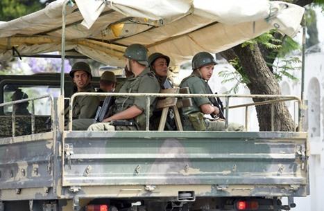إيقاف مديرة إذاعة في تونس دعت الجيش لفض الاعتصامات
