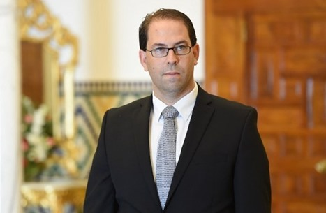 رئيس الوزراء التونسي يعفي وزيري المالية والتربية من مهامهما