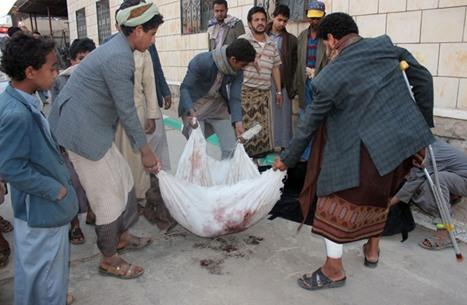 جماعة الحوثي تعلن مقتل مدنيين في صعدة بنيران جنود سعوديين