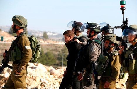 حملة اعتقالات بالضفة.. وإصابة شاب بمواجهات مع الاحتلال