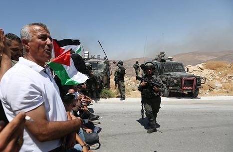 مظاهرات شعبية.. واعتداءات للاحتلال بالضفة والقدس (شاهد)