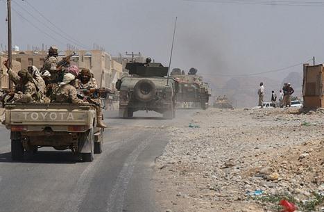 الحوثيون يسيطرون على مديريتين استراتيجيتين جنوب اليمن