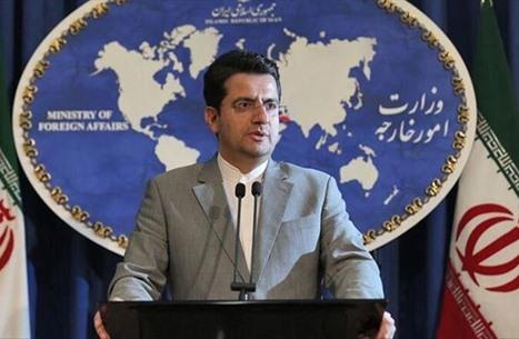 """إيران تحذر من استغلال انفجار بيروت """"لأغراض سياسية"""""""