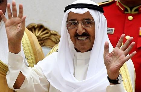 الديوان الأميري يعلن وفاة أمير الكويت صباح الأحمد الصباح