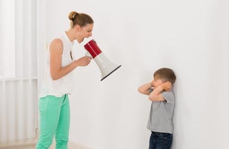 ماذا يجب أن تفعل إن قمت بضرب ابنك؟