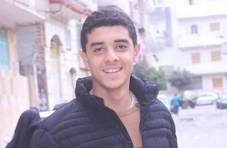 وفاة طالب متفوق بالثانوية العامة بحادث سير بمصر (شاهد)