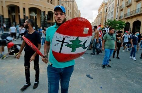 """هل """"ينسف"""" انفجار بيروت """"التركيبة السياسية"""" بلبنان؟"""