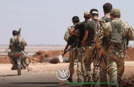 """تعرف على تشكيلات """"الجيش الوطني السوري"""" المعارض (ملف)"""