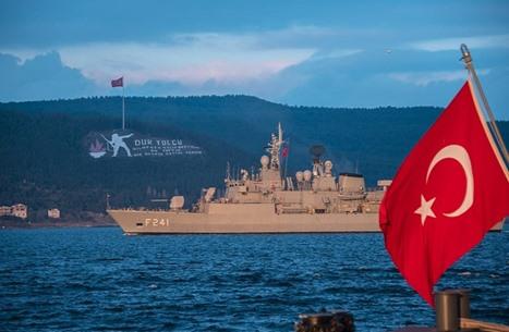"""صحيفة: تركيا تقترب من """"الوطن الأزرق"""".. باتت أقوى بـ""""المتوسط"""""""