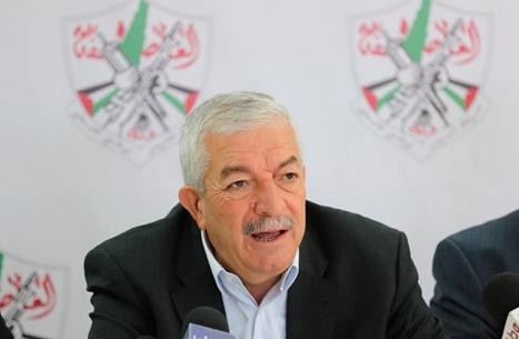 العالول: كل من يساند علاقة الإمارات بإسرائيل يخون فلسطين