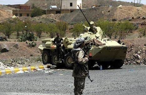 """الجيش يتوعد """"الانتقالي"""" في أبين بحال خرقه وقف النار"""