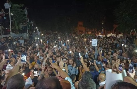 معلمو الأردن يتعهدون باستمرار التظاهر ويؤكدون: نقابتنا شرعية