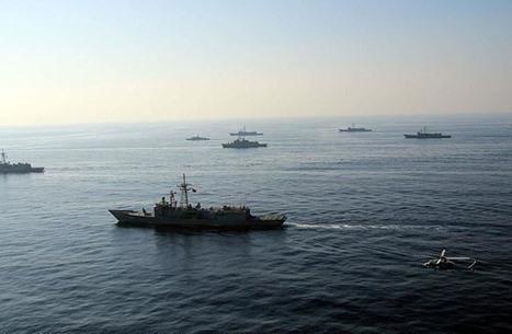 تعرف إلى قدرات الإمارات وإيران البحرية.. (إنفوغراف)