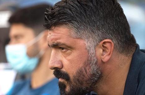 غاتوزو يتغزل بميسي قبل مواجهة برشلونة ونابولي