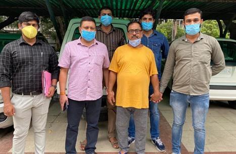 القبض على طبيب هندي أسس عصابة للسرقة وبيع الأعضاء