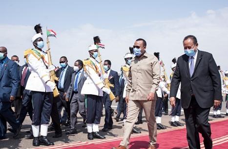 آبي أحمد يرد على رسالة نظيره السوداني.. واقتراح إثيوبي