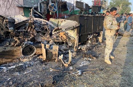 """قتلى وجرحى وفرار المئات بهجوم لـ""""داعش"""" على سجن بأفغانستان"""