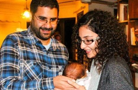 200 شخصية عالمية تطالب مصر بالإفراج عن الناشطة سناء سيف