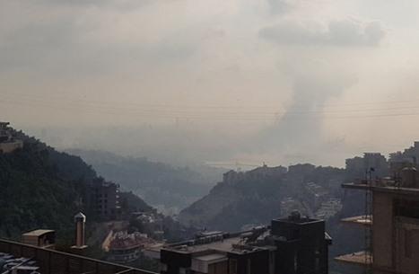 قتلى بانفجار ضخم يهز وسط بيروت بمحيط منزل الحريري (شاهد)