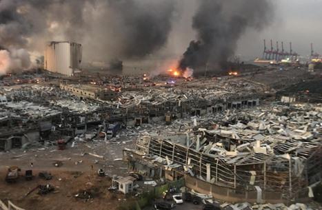 MEE: هكذا يضرب انفجار ميناء بيروت اقتصاد لبنان المتردي
