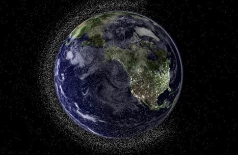 الحطام الفضائي.. قمامة تدور حول الأرض بسرعة 20 ألف كم/ س