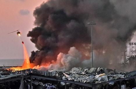 """""""المستقبل اللبناني"""": شكوك خطيرة حول وقت الانفجار وظروفه"""